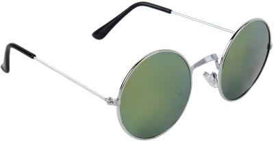 CraftCor Round Sunglasses