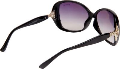Essentials India Rectangular Sunglasses