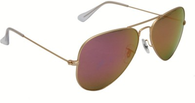 Iryz Mirror Aviator Sunglasses