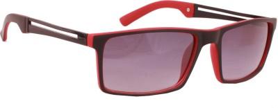 Sushito Stylish Rectangular Sunglasses
