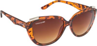 Danny Daze D-2533-C3 Over-sized Sunglasses