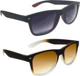 Epic Ink ap010 Wayfarer Sunglasses (Blac...