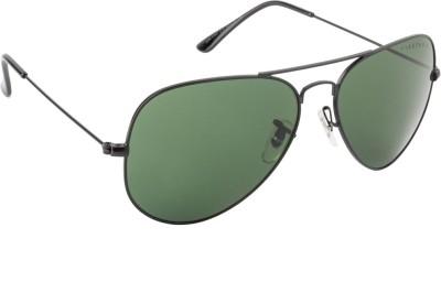Farenheit 4060-C4 Aviator Sunglasses(Green)