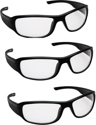 Quoface Day And Night Vision Car And Bike Driving Cycling Goggles