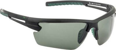 Farenheit FA-1356P-C1 Sports Sunglasses(Green)