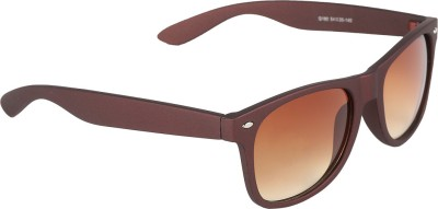 Incraze Plain Wayfarer Sunglasses