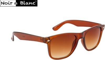 Noir n Blanc Wayfarer Sunglasses