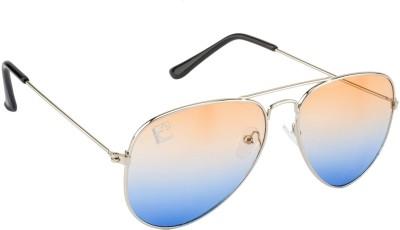 Clark N, Palmer RB 476 Rainbow Shades Aviator Sunglasses
