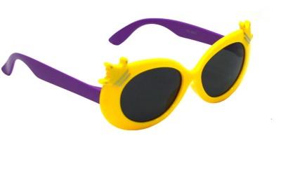 Goggy Poggy FB8902 Oval Sunglasses