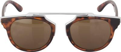Yak International Standard Round Sunglasses