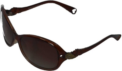 Pinnacle Glairs Rectangular Sunglasses