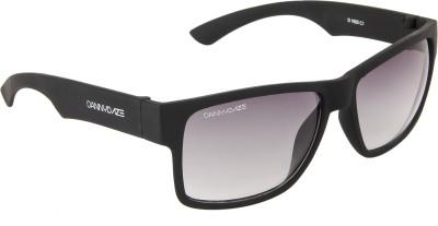 Danny Daze D-3220-C1 Wayfarer Sunglasses(Violet)