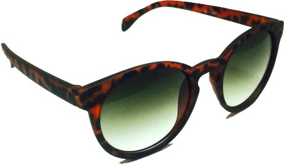 FashBlush Forever New Jeepers Peepers Modern Love Animal Print ClubMaster Cat-eye Sunglasses