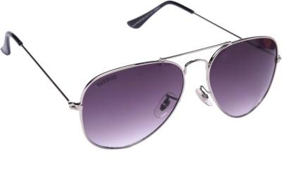 MTV Roadies RD-111-C10 Aviator Sunglasses(Violet)