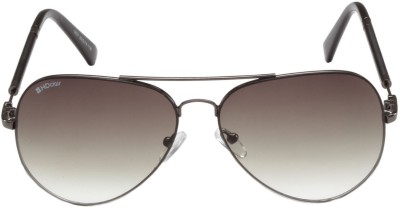 HDClair Dual Shade Aviator Sunglasses