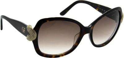 Gianfranco Ferre Over-sized Sunglasses