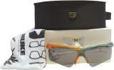 Nuke Optics Venom V6 Oval Sunglasses (Bl...