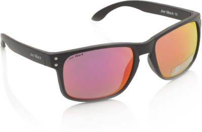 Joe Black JB-557-C2 Wayfarer Sunglasses(Pink)