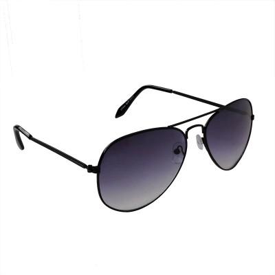 FLASH Retro Aviator Sunglasses