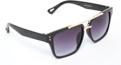 Fashion Fire SUNLVBLK Wayfarer Sunglasses(Violet)