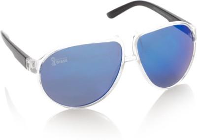 FIFA FB-S-112 Aviator Sunglasses(Blue)
