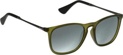 Pepe Jeans PJ7276C4 Wayfarer Sunglasses(Black)