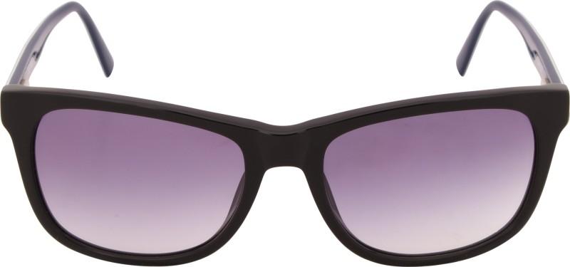 69a1c35c0b49 Tommy Hilfiger TH 7959 Blk/Wht/Blu C1 58 S Wayfarer Sunglasses(Violet
