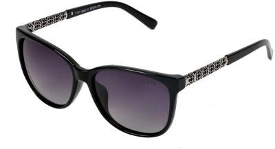 Xross X-007-C1-55 Polarized Wayfarer Sunglasses