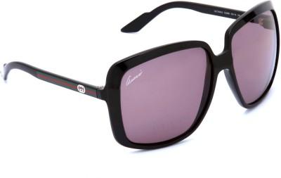GUCCI Over-sized Sunglasses