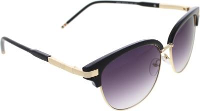 Vast WOMENS _2805_CM_BLACK Over-sized Sunglasses(Grey)