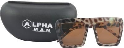 Alphaman American Rebel Original Over-sized Sunglasses