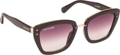 Danny Daze D-4016-C1 Rectangular Sunglasses
