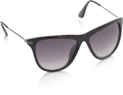 Joe Black JB-480-C1 Oval Sunglasses(Violet)