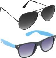 Red Leaf RCMB137_1 Aviator Wayfarer Sunglasses(For Boys)