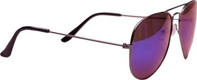 Attitude Works Aviator Sunglasses
