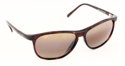 Maui Jim Voyager Rectangular Sunglasses