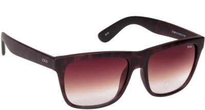 IDEE IDEE S1983 C2 55 Wayfarer Sunglasses(Brown)