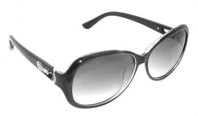 FashBlush All My Love Oval Sunglasses