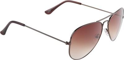 Fashion Hikes Solid Charm Aviator Sunglasses