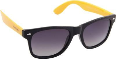 Farenheit 904-C8 Wayfarer Sunglasses(Grey)