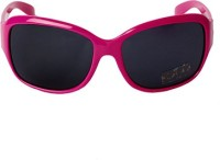 Nickelodeon DR P004 Over-sized Sunglasses(For Girls)
