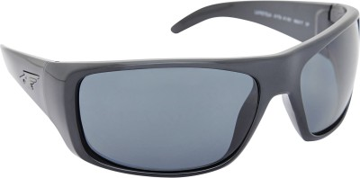 Arnette AN_4179_LPBLKBLK3P Rectangular Sunglasses(Black)