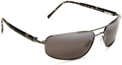 Maui Jim Kahuna Rectangular Sunglasses