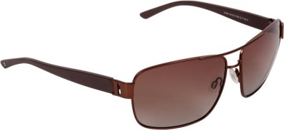 Xross X-004-C4-61 Rectangular Sunglasses