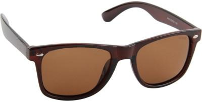 Voyage MG683 Wayfarer Sunglasses(Brown)