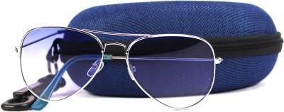 Sunflip SF classic blue atr Aviator Sunglasses
