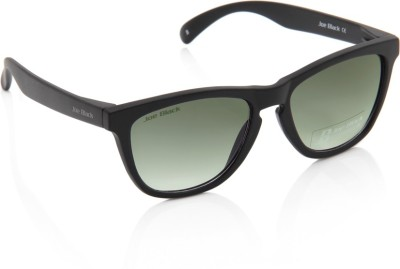 Joe Black JB-555-C1 Oval Sunglasses(Green)