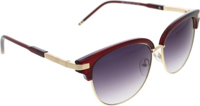 Vast WOMENS _2805_CM_RED Over-sized Sunglasses(Violet)