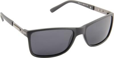 Voyage MG-713 Wayfarer Sunglasses(Black)