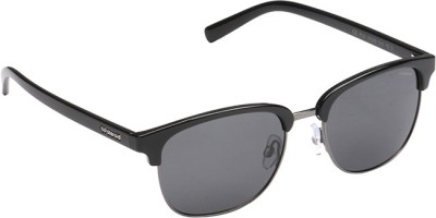Polaroid PLD-1012-CVL-Y2-54 Wayfarer Sunglasses(Blue)
